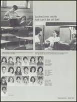 1982 West High School Yearbook Page 124 & 125