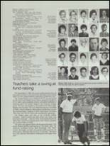 1982 West High School Yearbook Page 126 & 127
