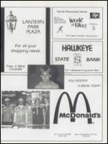 1982 West High School Yearbook Page 148 & 149
