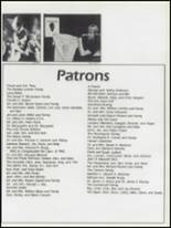1982 West High School Yearbook Page 156 & 157