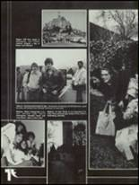 1982 West High School Yearbook Page 158 & 159