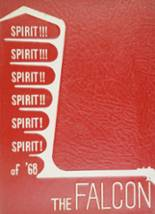 1968 Yearbook A.C. Flora High School
