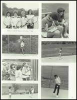 1985 Westmont Hilltop High School Yearbook Page 36 & 37