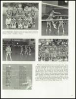 1985 Westmont Hilltop High School Yearbook Page 40 & 41