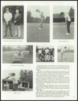 1985 Westmont Hilltop High School Yearbook Page 42 & 43