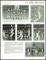 1985 Westmont Hilltop High School Yearbook Page 54 & 55