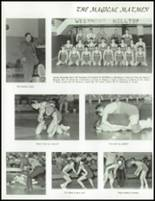 1985 Westmont Hilltop High School Yearbook Page 56 & 57