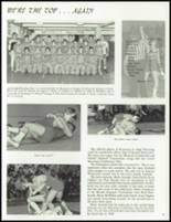 1985 Westmont Hilltop High School Yearbook Page 58 & 59