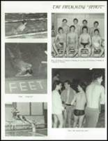 1985 Westmont Hilltop High School Yearbook Page 64 & 65