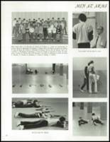 1985 Westmont Hilltop High School Yearbook Page 70 & 71