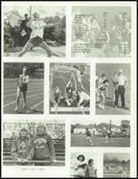 1985 Westmont Hilltop High School Yearbook Page 72 & 73