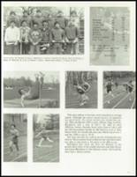 1985 Westmont Hilltop High School Yearbook Page 74 & 75