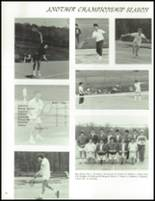 1985 Westmont Hilltop High School Yearbook Page 80 & 81