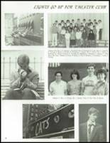 1985 Westmont Hilltop High School Yearbook Page 92 & 93