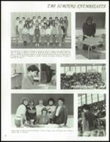 1985 Westmont Hilltop High School Yearbook Page 94 & 95