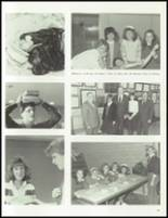 1985 Westmont Hilltop High School Yearbook Page 98 & 99