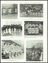 1985 Westmont Hilltop High School Yearbook Page 110 & 111