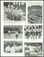 1985 Westmont Hilltop High School Yearbook Page 112 & 113