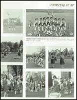 1985 Westmont Hilltop High School Yearbook Page 120 & 121