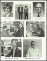 1985 Westmont Hilltop High School Yearbook Page 122 & 123