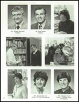 1985 Westmont Hilltop High School Yearbook Page 126 & 127