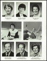 1985 Westmont Hilltop High School Yearbook Page 128 & 129
