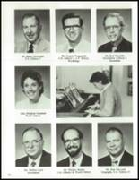 1985 Westmont Hilltop High School Yearbook Page 130 & 131