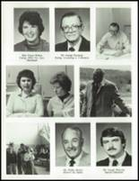 1985 Westmont Hilltop High School Yearbook Page 132 & 133