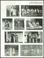 1985 Westmont Hilltop High School Yearbook Page 136 & 137