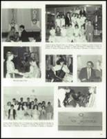 1985 Westmont Hilltop High School Yearbook Page 140 & 141