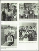 1985 Westmont Hilltop High School Yearbook Page 144 & 145