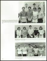 1985 Westmont Hilltop High School Yearbook Page 146 & 147