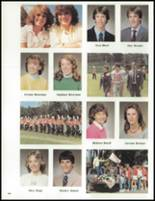 1985 Westmont Hilltop High School Yearbook Page 150 & 151