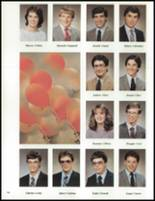 1985 Westmont Hilltop High School Yearbook Page 152 & 153