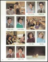 1985 Westmont Hilltop High School Yearbook Page 154 & 155