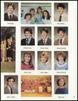 1985 Westmont Hilltop High School Yearbook Page 156 & 157