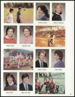 1985 Westmont Hilltop High School Yearbook Page 162 & 163