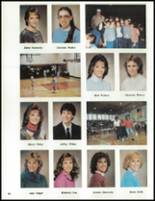 1985 Westmont Hilltop High School Yearbook Page 164 & 165