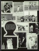 1985 Westmont Hilltop High School Yearbook Page 166 & 167