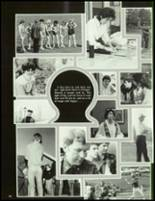 1985 Westmont Hilltop High School Yearbook Page 170 & 171