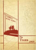 1969 Yearbook Terrell High School