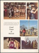 1978 McLish High School Yearbook Page 12 & 13