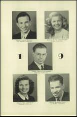 1947 School for the Deaf Yearbook Page 10 & 11