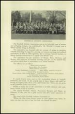 1947 School for the Deaf Yearbook Page 22 & 23