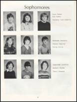 1984 Pittsburg High School Yearbook Page 20 & 21