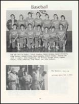 1984 Pittsburg High School Yearbook Page 54 & 55