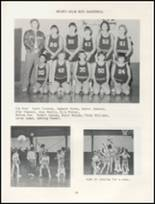 1984 Pittsburg High School Yearbook Page 58 & 59