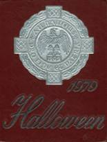 1979 Yearbook All Hallows High School