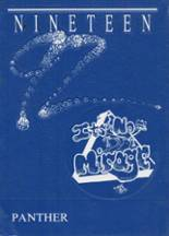 1992 Yearbook Ft. Stockton High School