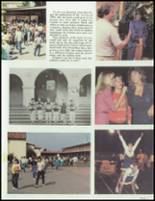 1984 Lemoore High School Yearbook Page 10 & 11